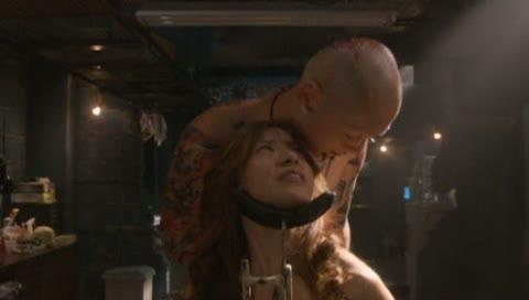 【お宝】吉高由里子がDQNに縛られ騎乗位で激しし突かれる濃厚SEX